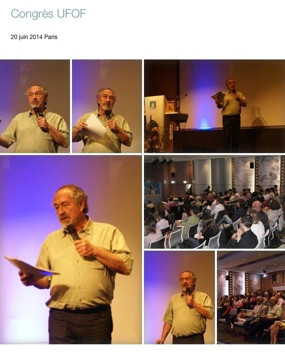Conférence UFOF